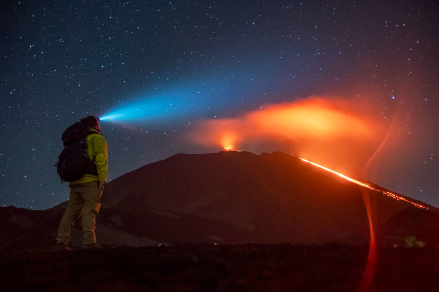Active Volcanoes in Guatemala — A Videographer's Struggle